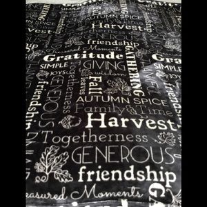 Better Homes and Garden throw
